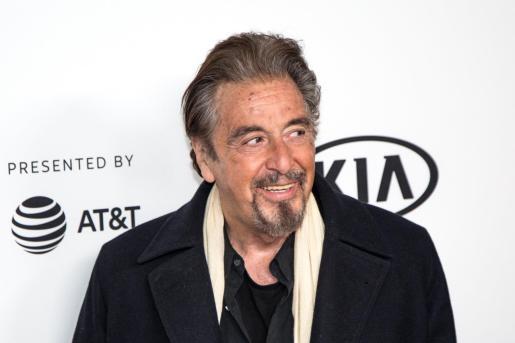 El actor estadounidense Al Pacino.