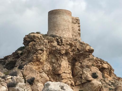 La rehabilitación de la Torre d'Illetes.