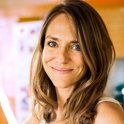 La realizadora mallorquina Isabelle Fournet