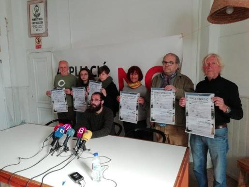 La movilización será el Día de las Islas Baleares.