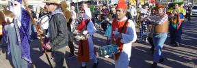 Color, ritmo y fantasía en la Rua de s'Arenal