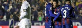 Morales aparta al Madrid del liderato
