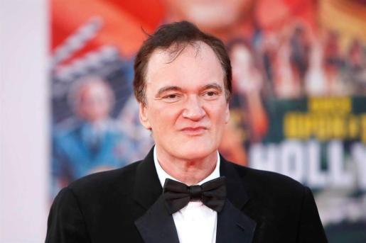El director de cine, Quentin Tarantino.