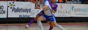 El Palma Futsal se reconcilia con la victoria ante el Zaragoza