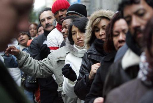 Casi la mitad de los nuevos residentes proceden del extranjero.