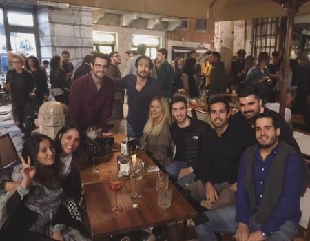 Mallorquines en Verona