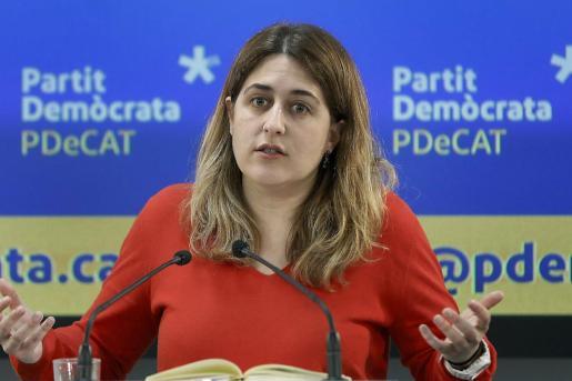 Marta Pascal ha renunciado a su escaño como senadora.