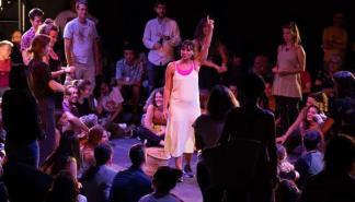 'Así bailan las putas', en el Teatre Principal