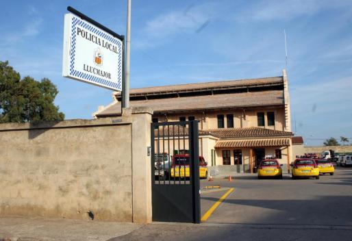 Imagen de archivo del cuartel de la Policía Local de Llucmajor.