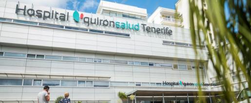 El turista, un médico procedente de la zona afectada de Italia por el coronavirus, comenzó a sentirse mal y fue a la Clínica Quirón del sur de Tenerife.