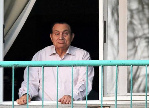 Hosni Mubarak, en una imagen de archivo.