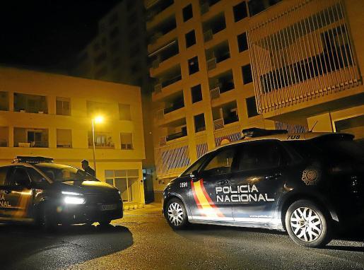 El arresto fue practicado por agentes del Grupo de Homicidios de la Policía Nacional.