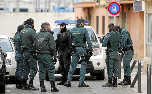La semana pasada, la Guardia Civil registró durante seis horas la mansión de Ramadani en Calvià.
