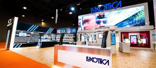 Luxottica Group especializada en la venta de gafas fundada en 1961.