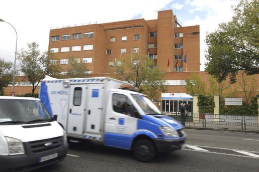 El joven será trasladado al Hospital Carlos III