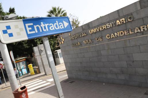 Los afectados están ingresados en el Hospital de La Candelaria, en Santa Cruz de Tenerife.