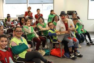Alumnes de 5è de primaria del CEIP Bartomeu Ordines de Consell varen visitar Grup Serra i Endesa