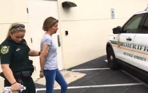 Sarah Boone ha sido detenida por la muerte de su novio en una maleta.