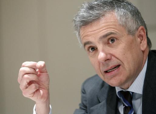 Juan Antonio Samaranch, vicepresidente del COI, en una reciente imagen.