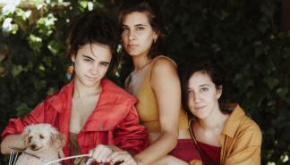 Marala Trio presenta su disco 'A trenc d'alba' en el Teatre Principal