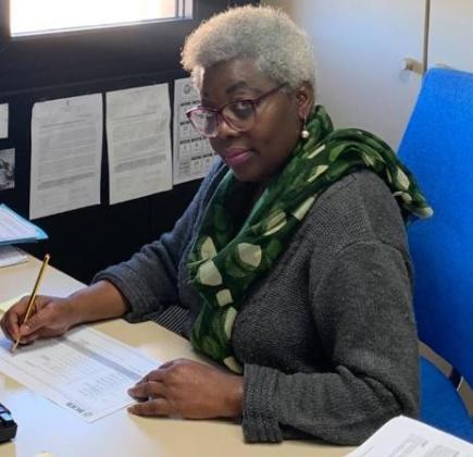 Lola Nchaso, nueva regidora de Vox en el Ajuntament de Marratxí.
