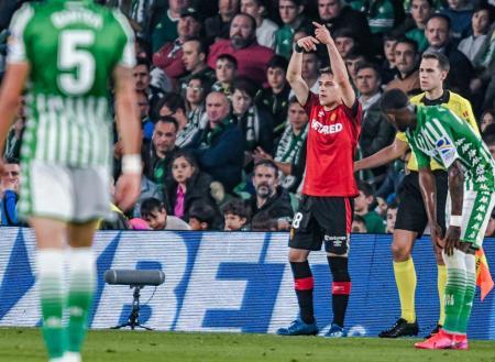 Koutris dice adiós a la temporada y el Mallorca puede acudir al mercado
