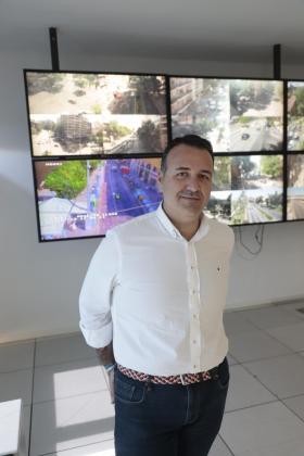 Francesc Dalmau, concejal de Mobilitat y presidente de la EMT