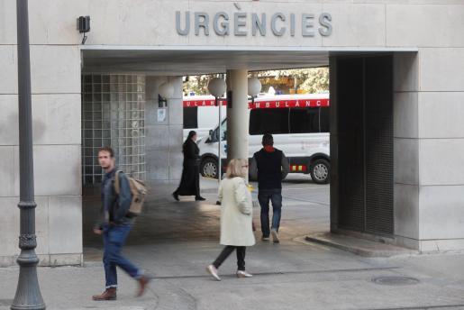 Imagen del Hospital Clínico Univeritario de València.