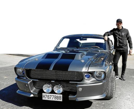 Jordi Mascaró es el dueño de este magnífico Ford Mustang GT-500 de 1968, conocido popularmente como 'Eleanor'.