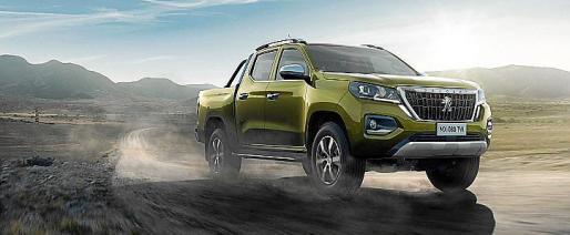 Un pick-up nuevo con los mejores estándares del mercado.