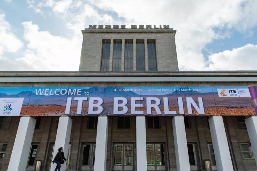 La ITB es la mayor feria de turismo.