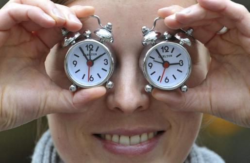 Se acerca el momento de cambiar los relojes, ya que entrará en vigor el horario de verano.