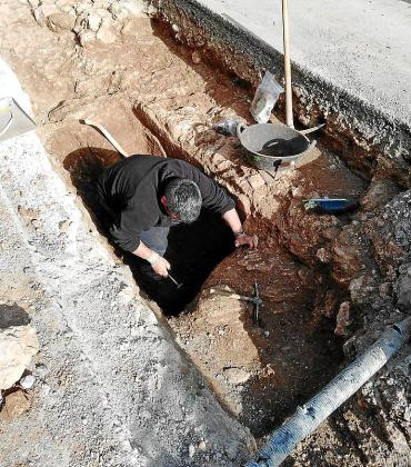 Todos los restos hallados (entre otros, restos del tambor de una columna romana usado como relleno de un muro) han sido documentados, aunque no quedarán a la vista.