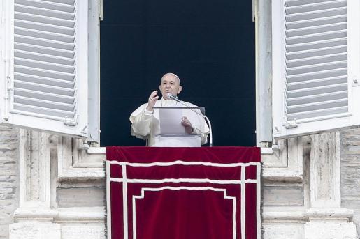 Imagen de archivo del Papa.