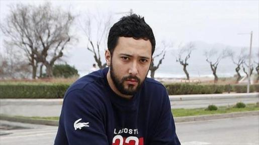 Imagen del rapero mallorquín Valtonyc.