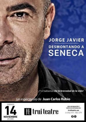 Jorge Javier Vázquez llega con su nuevo espectáculo a Trui Teatre.