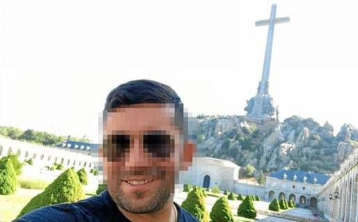 El autor confeso de la desaparición de Marta Calvo, Jorge Ignacio P.J.acio P. J., en una foto de archivo.