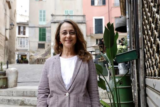Olga Ballester figura en la lista de Igea para Cs.
