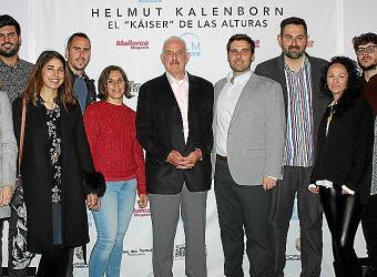 Estreno del documental 'El Kaiser de las alturas'