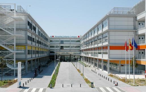 Imagen del Hospital Universitario Infanta Leonor.