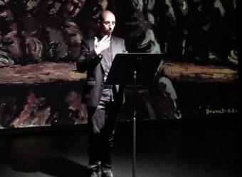 Memorial de Setmana Santa, con Toni Gomila, en el Teatre Principal