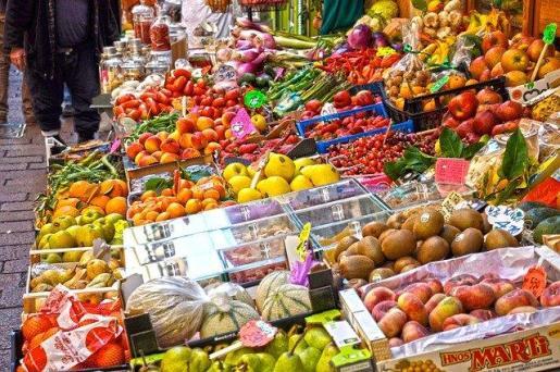 En Baleares cada residente en las Islas tira a la basura 60 kilos de alimentos al año.