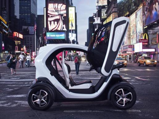 El nuevo Renault Twizy es un coche muy urbano, ideal para los amantes del diseño y la funcionalidad.
