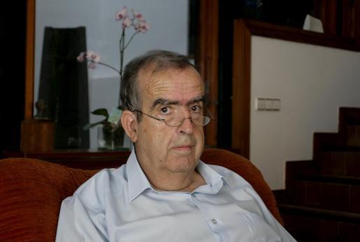 Francesc Bujosa, en una imagen de 2008.