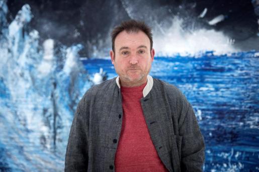 El artista Miquel Barceló, en una imagen de 2019 tomada con motivo de una exposición de obra suya en Madrid.