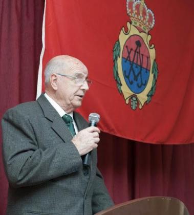 Pep Ginard, presidente de la Hermandad de Alfonsinos