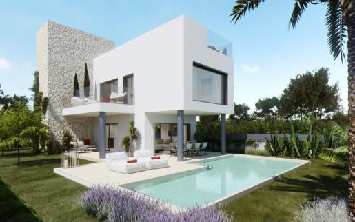 La Villa Stella se completará en marzo de 2021.