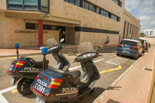 Imagen de la comisaría de Ciutadella.