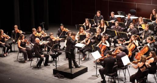 'Stabat Mater', a cargo de la Orquestra de Cambra de Mallorca, en el Teatre Principal de Palma.