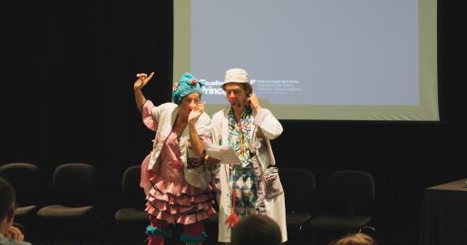 Jornadas sobre la Inclusión Social en las Artes Escénicas en Palma.